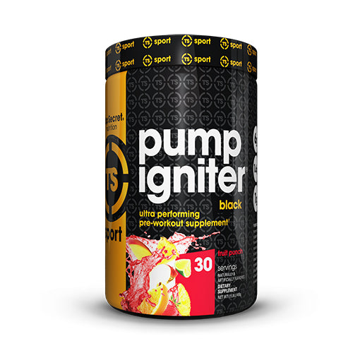 Pump Igniter Black