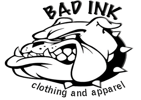 Bad Ink Clothing and Apparel