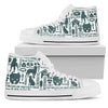 ROTTWEILER SHOES Men's High Top