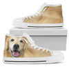 GOLDEN RETRIEVER Women's High-Tops