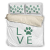 Pawprints Bedding Duvet
