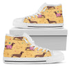 DACHSHUND Women's High Top