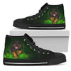 Rottweiler baby Women's High Top