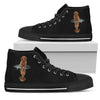 Poodle Dream Reflect Water Men's High Tops