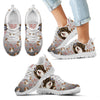 Shih Tzu Kid's Sneakers