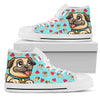 Pug High Tops Women's High Top