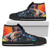 FRENCH BULLDOG Women's High Top