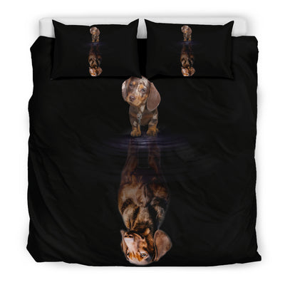 Dachshund Dream Bedding Set