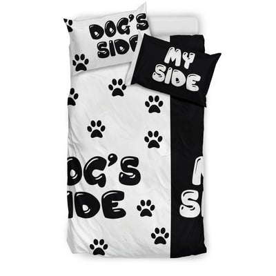 BEDDING SET FOR DOG OWNERS