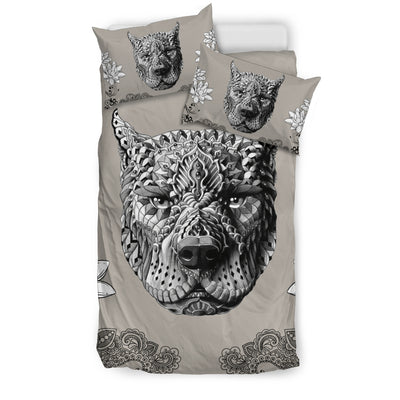 PITBULL BEDDING SET