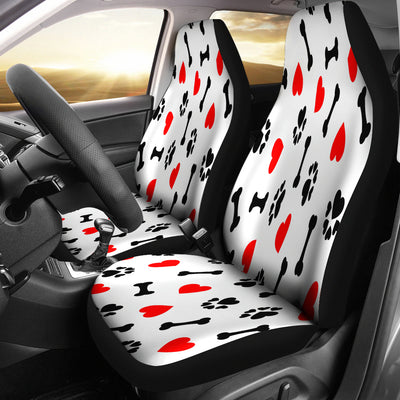 DOG LOVE CAR SEAT COVER