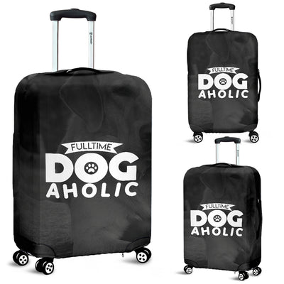 Labrador Dogaholic Luggage Cover