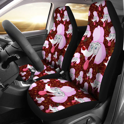 Poodle Car Seat Covers