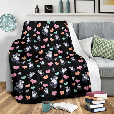 Dog Lovers Premium Blanket