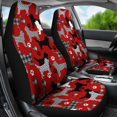 Husky Car Seat Cover