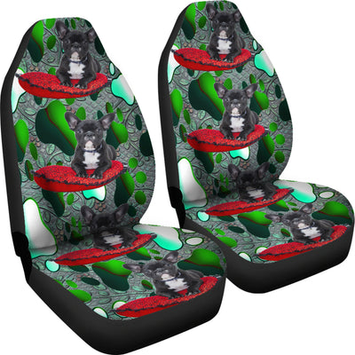 FRENCH BULDOG Car Seat Cover