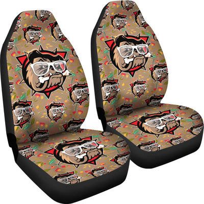 Bulldog Car Seat Covers