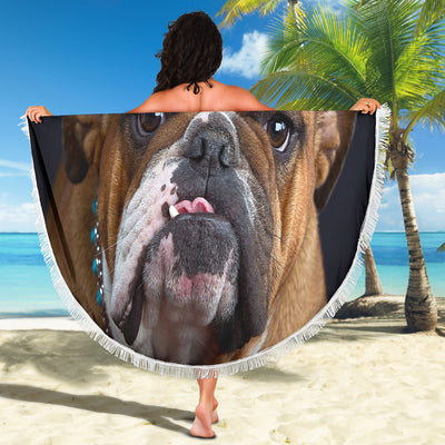 Bulldog Lovers Throw Blanket