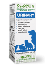 Load image into Gallery viewer, Ollopets Urinary - Homeopathic Remedy for Pets