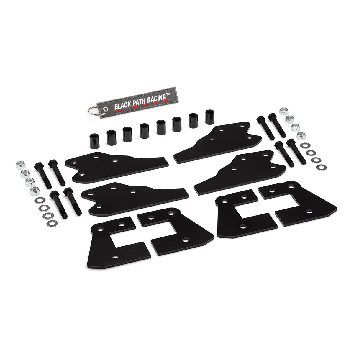 "2012-2014 Polaris Ranger 570 3"" Full Lift Kit-Lift Kit-Blackpathinc"