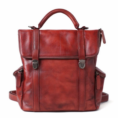 Handmade, High Quality Genuine Leather Women Handbag, Backpack, Fashion Bag, Ladies bag, Leather fashionable bag, Low price and high quality bag, backpack