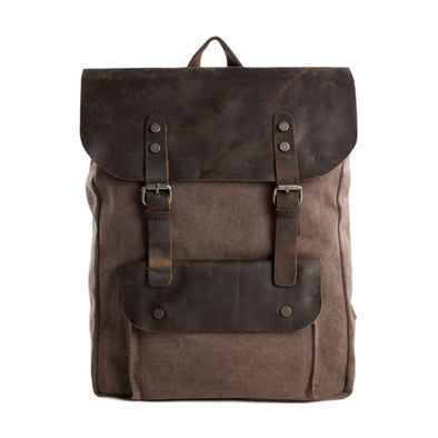 School Bag, cow leather bag, travel bag, canvas bag, Waxed canvas bag,  Men bag, Women Bag, Waxed Canvas, laptop bag, luggage bag, Backpack, Canvas Leather Backpack, Casual Backpack, School Backpack, Rucksack