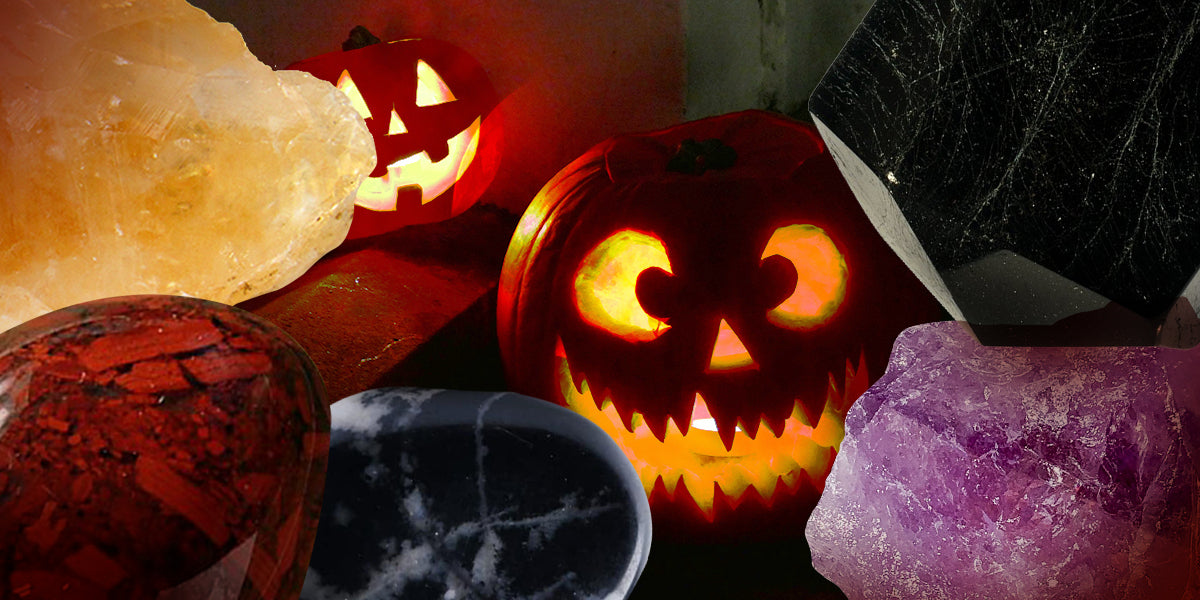5 Best Halloween Crystals: This Will Make You Challenge Your Spooky Vibes
