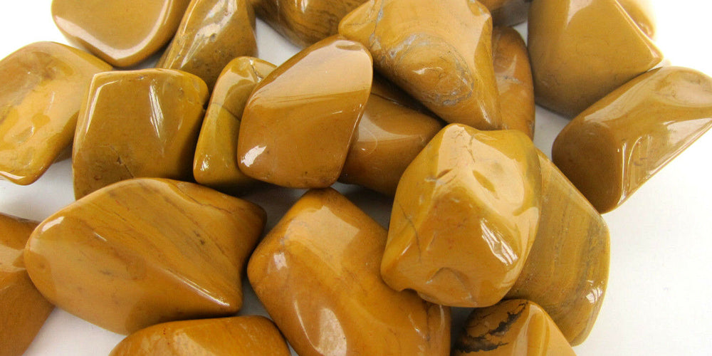 The Healing Power & Legendary Uses of Yellow Jasper