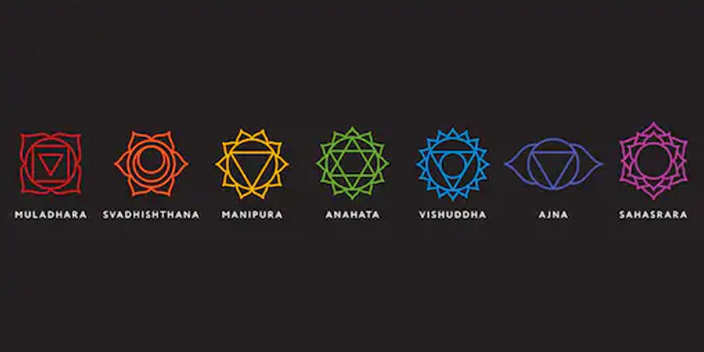 The Secrets of the Chakras