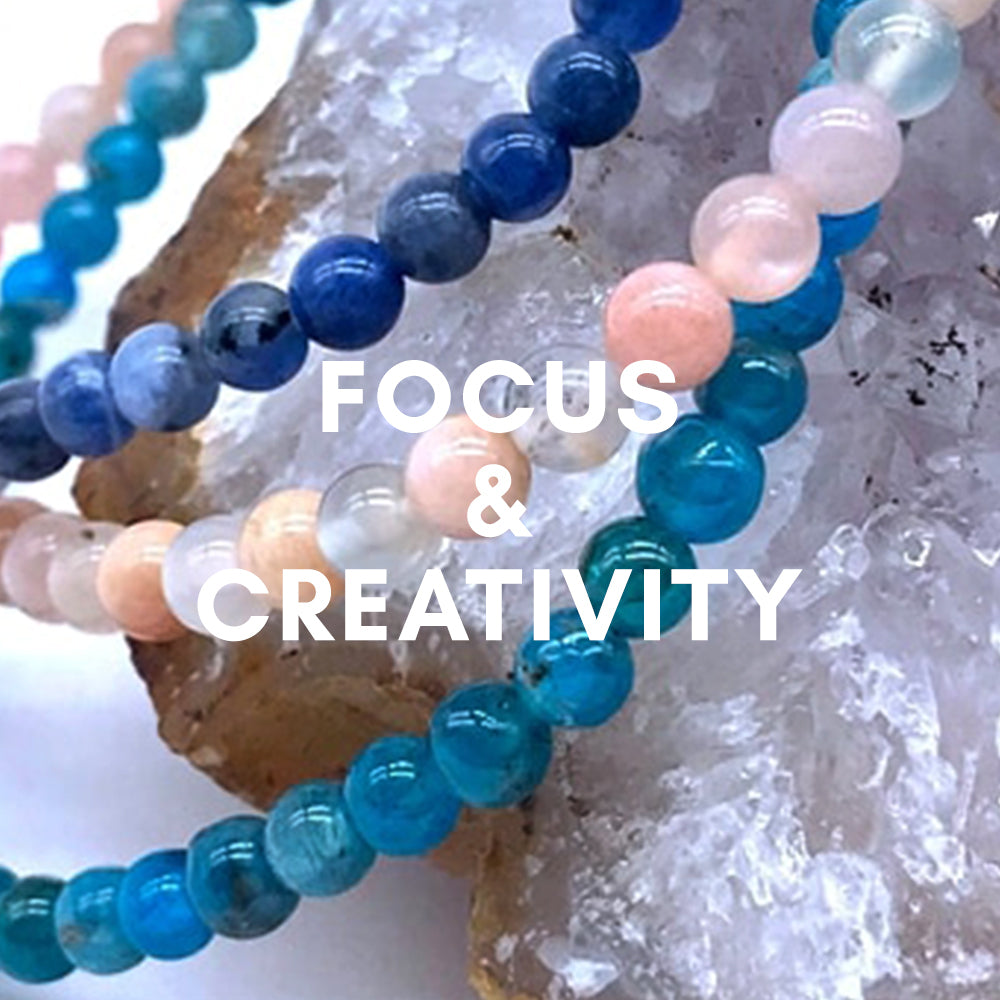 Focus and Creativity