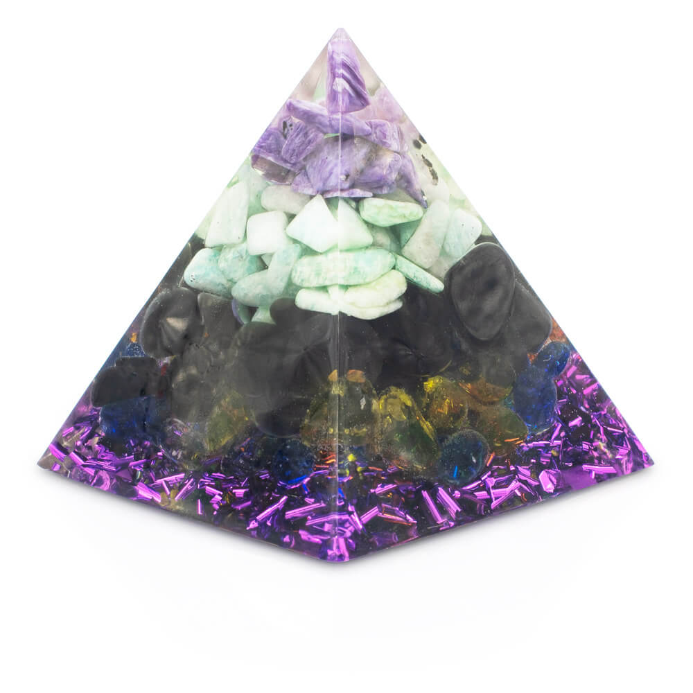 Moon Child Orgone Pyramid