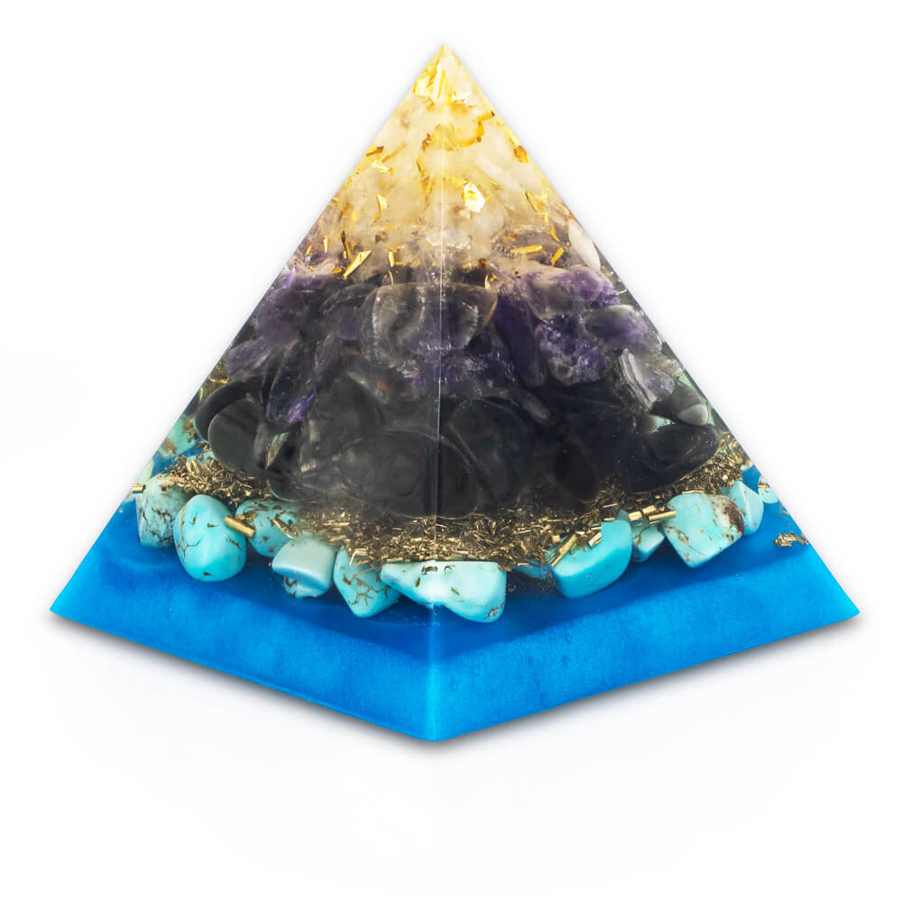 Wellness Orgone Pyramid