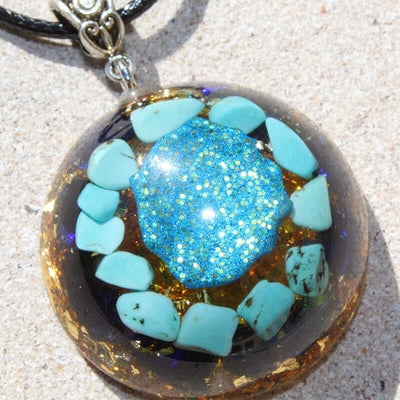 Lumerian Orgone Necklace - Vinaya