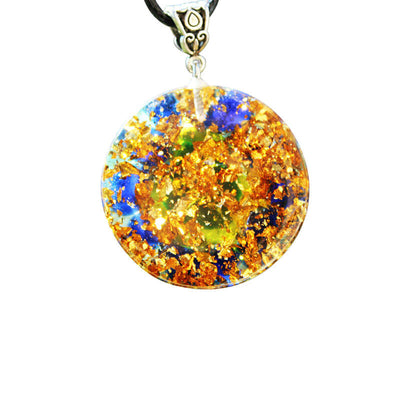 Lumerian Orgone Protection Necklace