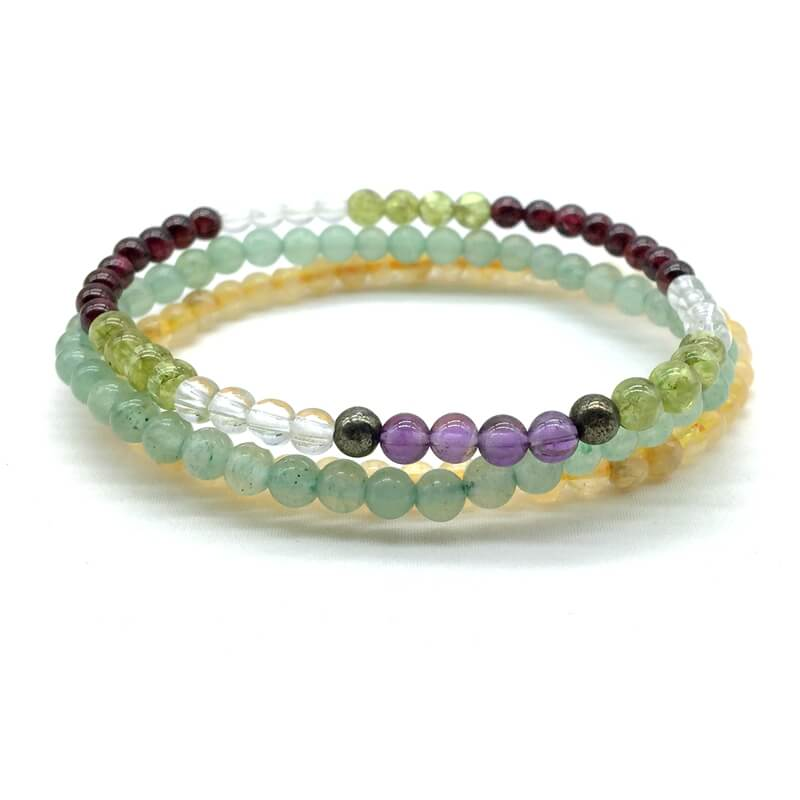 Wealth Mini Bracelets Set - Vinaya