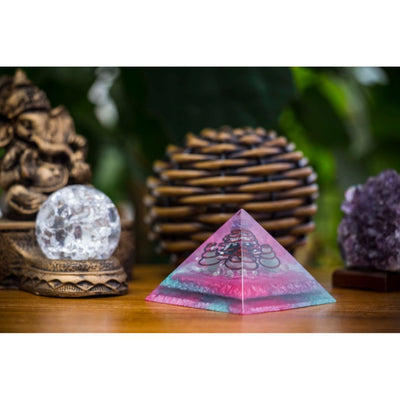 Jupiter Ascension Orgone Pyramid