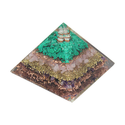 Love Attraction Orgone Pyramid