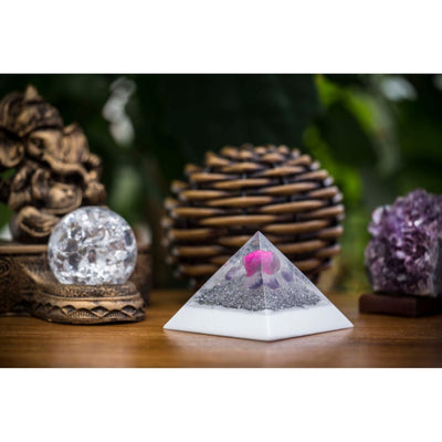 Angel Rising Orgone Pyramid