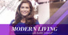 iSense Sleep visits Modern Living with kathy ireland®