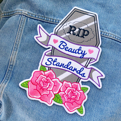 RIP Beauty Standards Patch