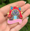 And Remember.. Enamel Pin
