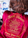 Bath House Satin Robe