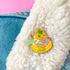 Juicy Enamel Pin