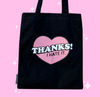 Thanks! I hate it. Tote