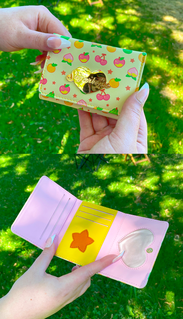 Fruit Smoothie Wallet