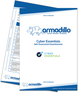 Cyber Essentials Questionnaire