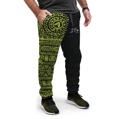 I REP JOGGERS - Yellow