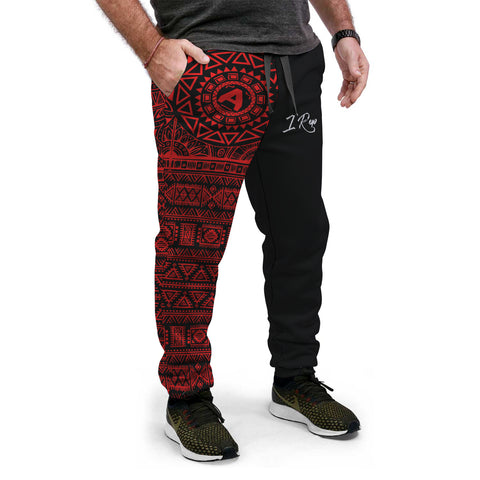 I REP JOGGERS - Red