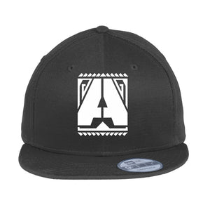 """A"" ALL DAY NEW ERA FLATBILL SNAPBACK"