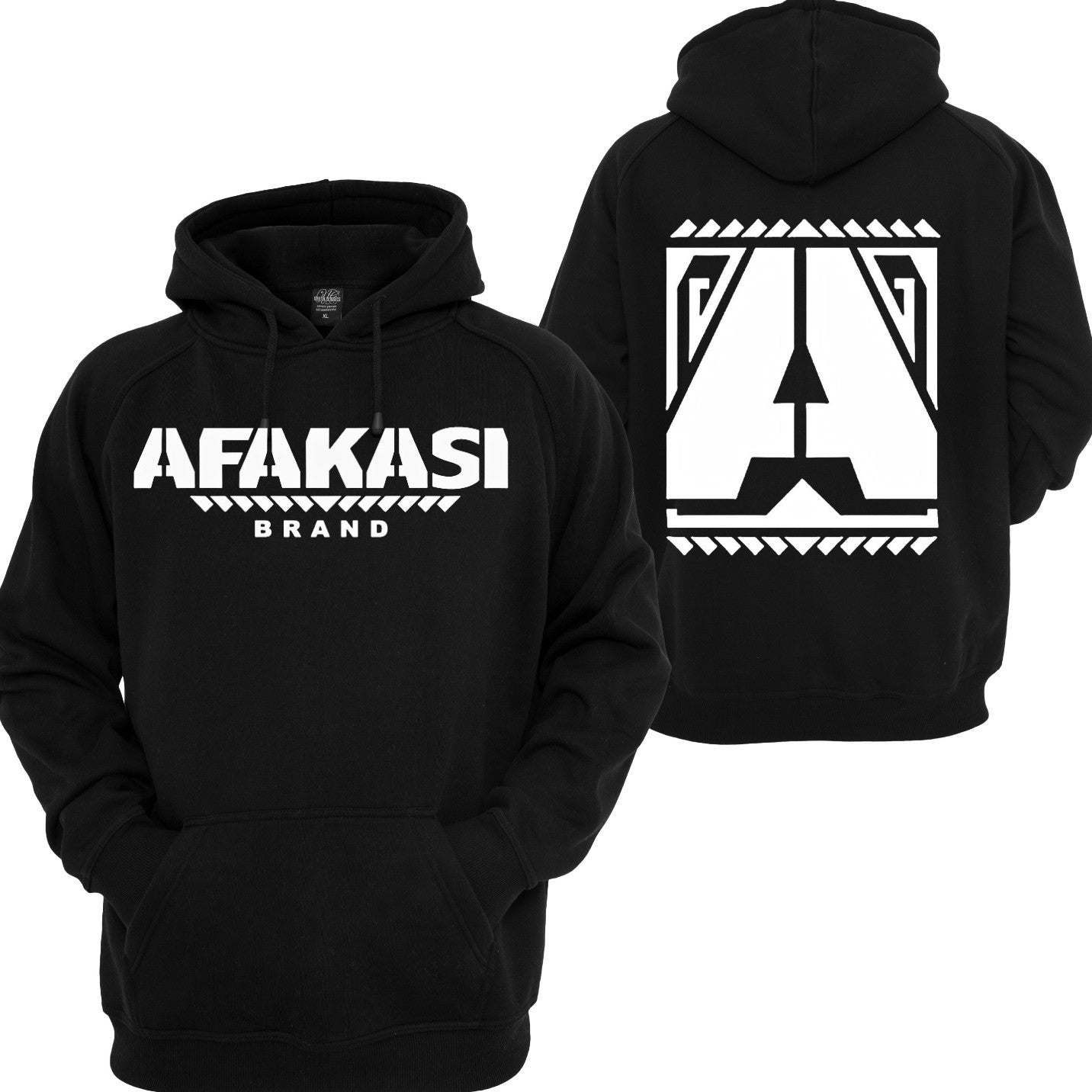 """A"" ALL Day Hoodie"